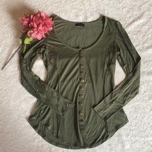 Venus seamed shirt